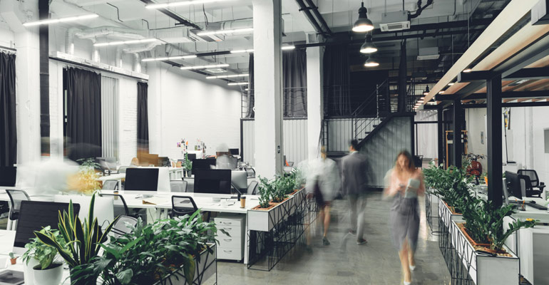Advantages Of Creating Modern Workspace