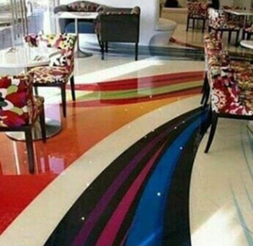 Commercial Epoxy Floor Coverage Toronto