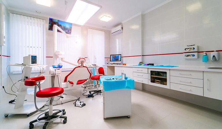 Dental Clinic Construction Renovation Toronto