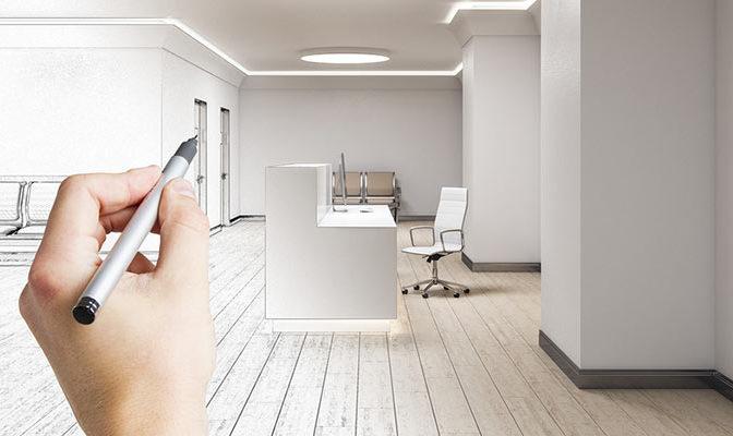 Design Renovation Ideas For Medical Office