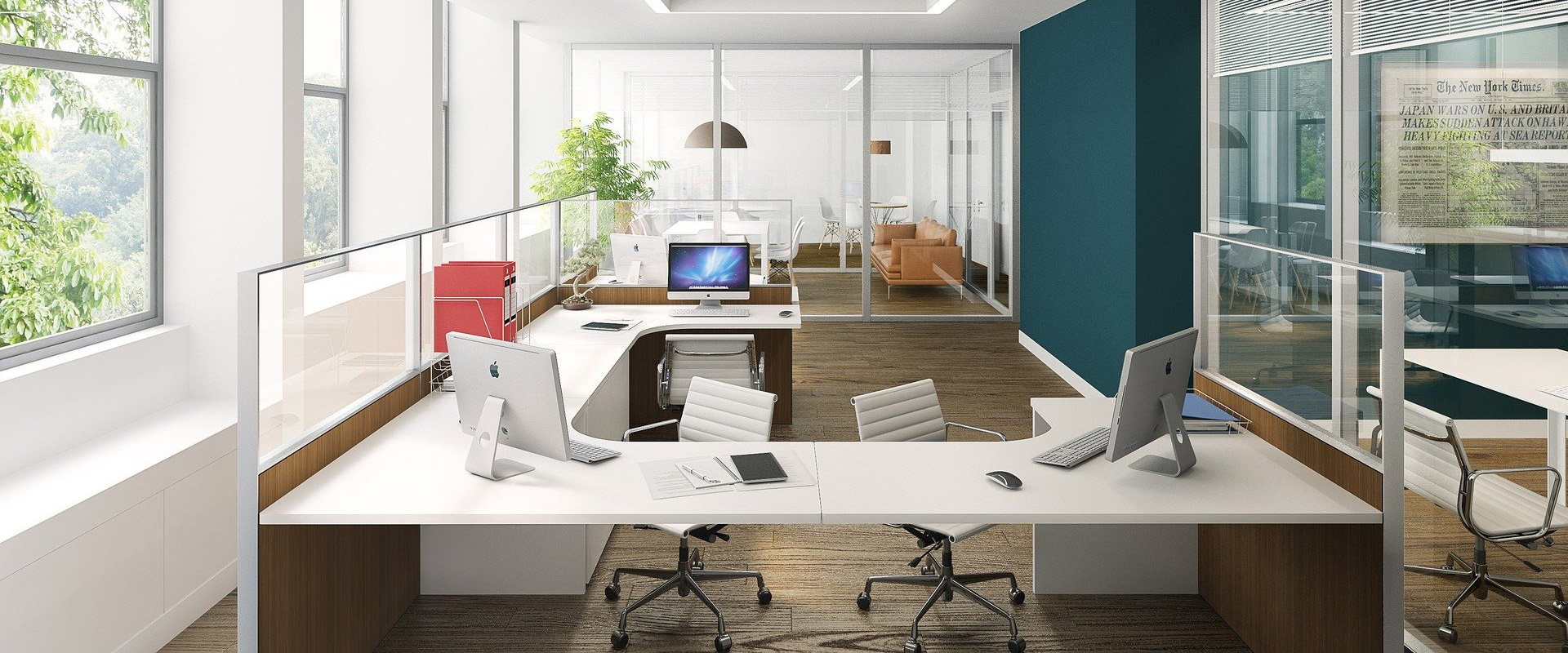 Office Design Banner