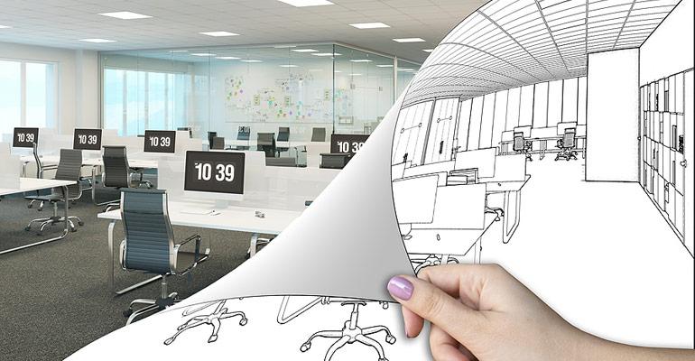 Toronto Office Renovation Ideas